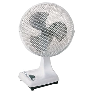 Desk Fan 2-Speed - 23cm (9Inch)