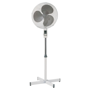 PEDESTAL FAN 3-SPEED - 40.5CM (16INCH)