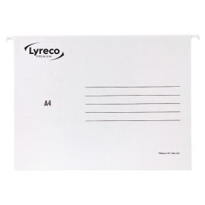 Lyreco Premium Hängemappen A4 weiß