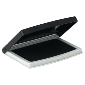 DORMY REPLACEMENT STAMP PAD BLACK - 110 X 70MM