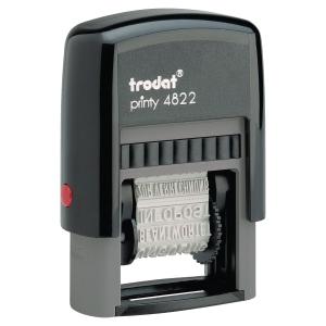 Formulario comercial TRODAT Printy 4822