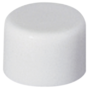 Magnety Lyreco biele Ø 10 mm, 20 ks