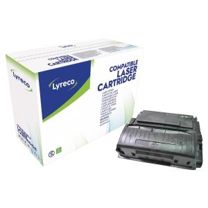 Lyreco Compatible 42X Toner For Lj4250/4350 Q5942X - Black