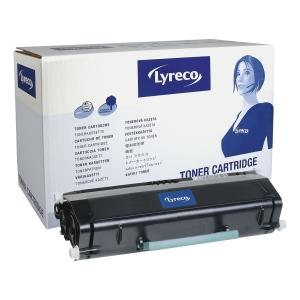 Cartouche de toner Lyreco compatible équivalent Lexmark 12A8305 - noire