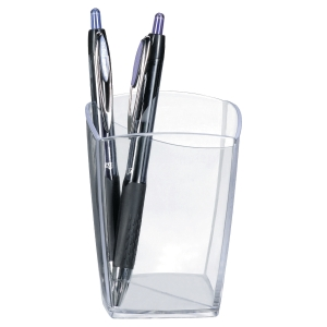 Lyreco Pen Pot Crystal