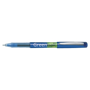 Pilot Begreen Ball Roller Pen 0.7mm Blue - Box Of 10