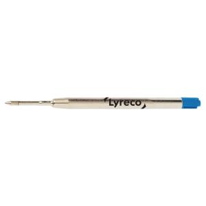 Kugelschreiber-Ersatzmine Lyreco, M, blau