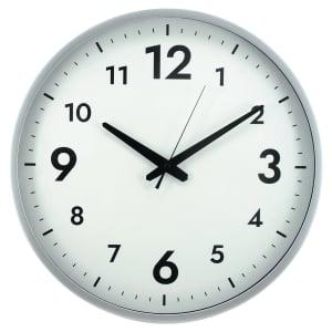 Relógio de parede ABS ALBA  Dimensões: 380mm diâmetro