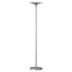 LAMPADAIRE LED VARIAGLASS UNILUX GRIS METAL