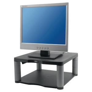 Fellowes 91694 Monitor Riser Graphite