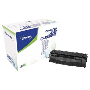 Toner laser LYRECO preto compativel com HP 53A LJ-P2014/2015