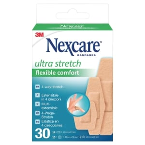 BX30 NEXCARE N1130A COMFORT STRIPS
