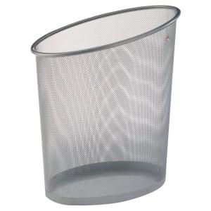 Papeleirametálica cor cinza ALBAmesh  Dimensões: 355 x 240 x 390mm