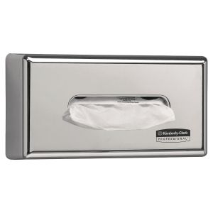 Dispensador de pared de pañuelos faciales Kimberly-Clark