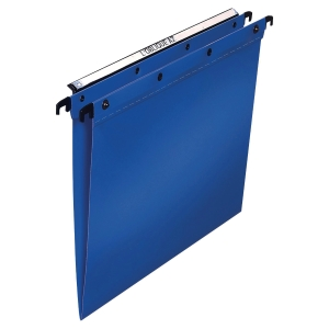ELBA ULTIMATE BLUE FOOLSCAP HEAVY DUTY PP SUSPENSION FILES 30MM BASE - BOX OF 10