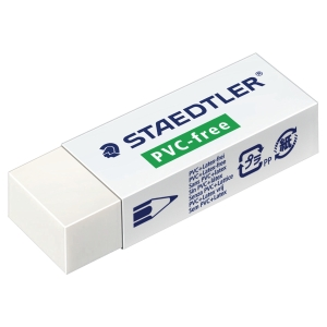 Staedtler 525 eraser without PVC