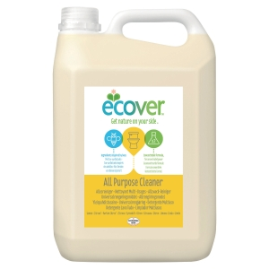 ECOVER ECO MULTI SURFACE CLEANER 5 LITRE LEMON