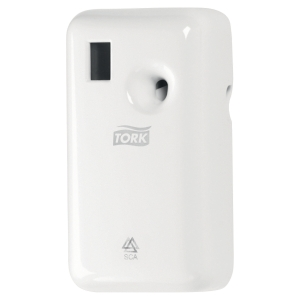 TORK A1 WHITE AIR FRESHENER AEROSOL DISPENSER