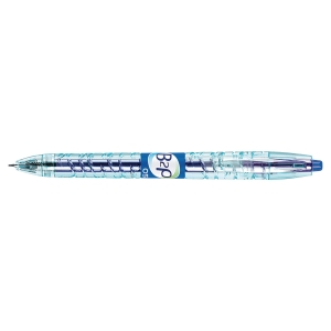 PILOT BEGREEN B2P B/PEN GEL INK 0.5 BLUE