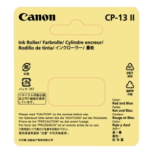 CANON CALCULATOR INK - ROLL IR40T/CP13 BLUE/RED - EACH