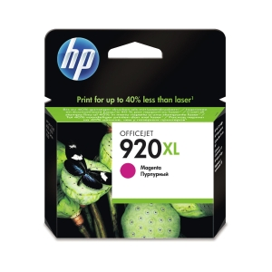 HP CD973AE inkjet cartridge nr.920XL magenta Hoge Capaciteit [700 pagina s]
