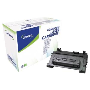 Toner laser LYRECO preto compativel com HP 64A LJ-P4014/4015/4515
