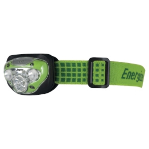 Kopflampe Energizer Advanced Pro-Headlight 5 LED schwenkbarer Leuchtkopf