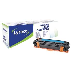 LYRECO komp. toner HP 125A (CB541A)/ CANON CRG-716 (1979B002) ciánkék