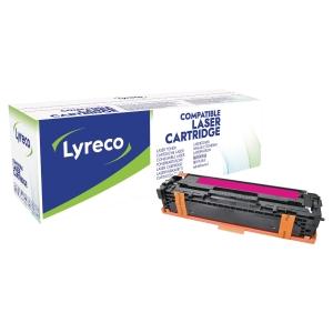 LYRECO komp. toner HP 125A (CB543A)/ CANON CRG-716 (1978B002) magenta