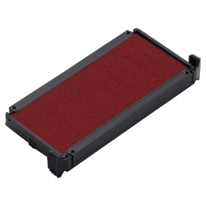 TRODAT 4913 SELF INKING REFILL PADS RED - PACK OF 2