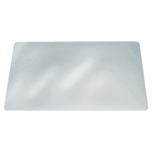 Durable Duraglas Desk Mat 50X65Cm Transparent