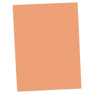 Pack de 100 subcarpetas  A4  cartulina beige 220g  LYRECO