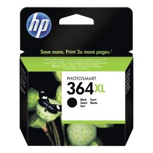 HP CN684EE inkjet cartridge nr.364XL zwart Hoge Capaciteit [550 pagina s]