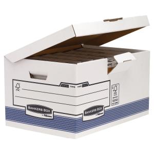 Přenosné krabice Fellowes R-Kive Prima Maxi - 10 ks