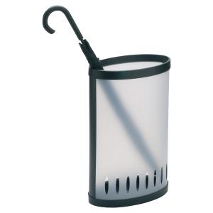 Alba parapluhouder - zwart/transparant