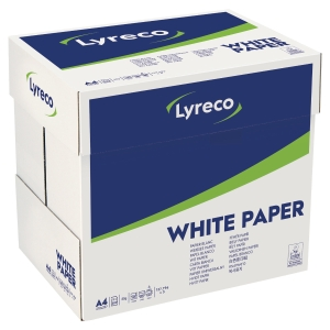 Lyreco multifunctional paper A4 75g - box of 2500 sheets