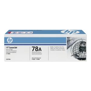 HP CE278A laser cartridge nr.78A zwart [2.100 pagina s]