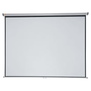 NOBO WALL PROJECTOR SCREEN 4:3 2400X1810MM