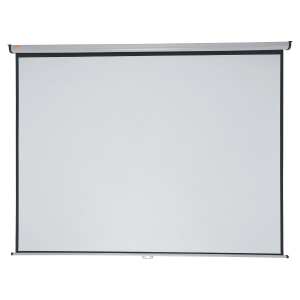 Ecran de projection mural Nobo professionel 240x181cm