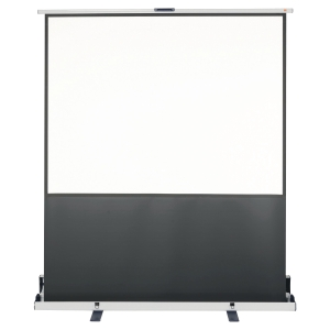 Ecran de projection portable Nobo professional 160x122cm
