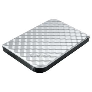 Verbatim Store  n  Go USB 3.0 external hard disk 2.5   silver - 1TB (1.000GB)