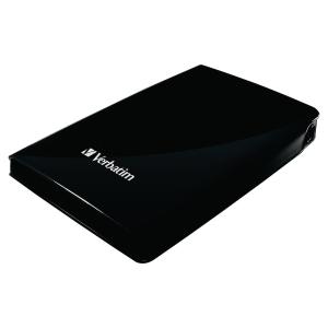 DISQUE DUR EXTERNE VERBATIM 2.5   USB 3.0 NOIR 500GO