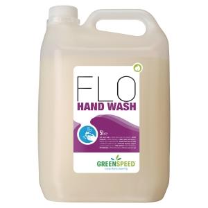 Jabón de manos líquido Flo - 5 L