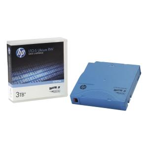 Cartouche HP LTO 5 ultrium 1500go/300go c7975a