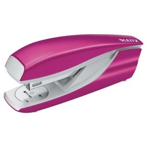 Leitz 5502 NeXXt series Wow tűzőgép, metál rózsaszín, 30 lap