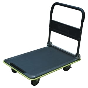 Safetool hand truck max. capacity 300 kg blue/grey