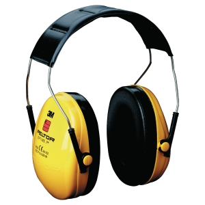 3M AURICULAR CAP YELLOW