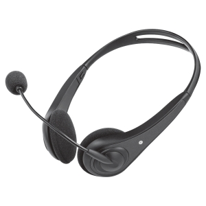 Trust Chat Headset F/PC/Laptop InSonic