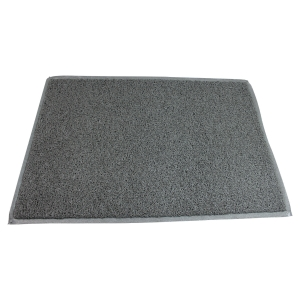 Türmatte Doortex Twistermat, 90x150 cm, grau