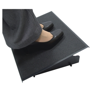 Fellowes Pro Series steel foot support